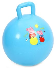 Peppa Pig Hopper Ball - Blue