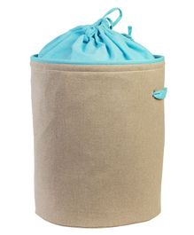 My Gift Booth Linen Storage Bag - Light Blue