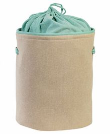 My Gift Booth Linen Storage Bag - Sea Green