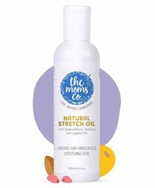 The Moms Co Natural Stretch Oil - 100 ml