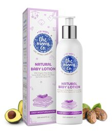 The Moms Co Natural Baby Lotion - 200 ml