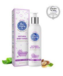 The Moms Co Natural Baby Wash - 200 ml