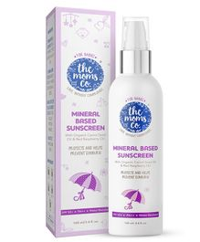 The Moms Co. Mineral Based Sunscreen - 100 ml