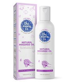 The Moms Co Natural Massage Oil - 100 ml