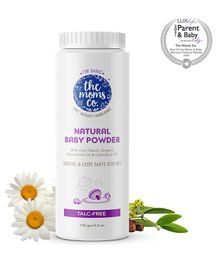 The Moms Co. Talc Free Baby Powder - 100 gm