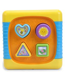 Winfun Musical Fun Activity Cube - Orange