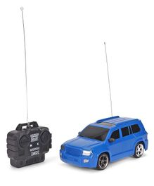Auto Model Super Sports Remote Control Car - Blue