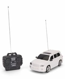 Remote Control Car - White