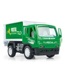 Pull Back Toy Truck - Green
