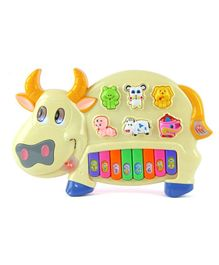 Musical Cow Piano (Color May Vary)