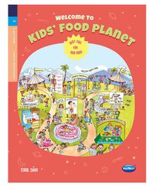 Kids Food Planet Best Fuel for Your Body - English