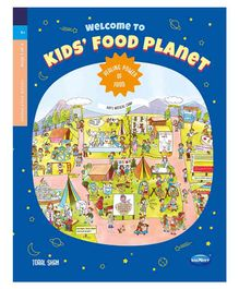 Kids Food Planet -Healing Power of Food