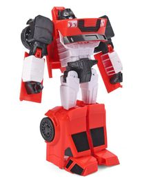 Transformers Sideswipe Red Figure Red - Height 23 cm