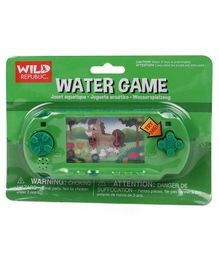Wild Republic Hand-Held Water Game Horse - Green