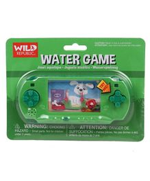 Wild Republic Hand-Held Water Game Puppy - Green