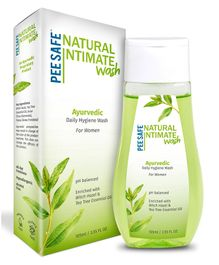 Pee Safe Natural Intimate Wash - 105 ml