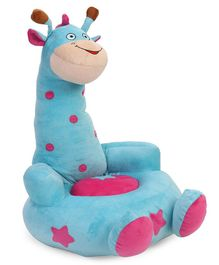 Benny & Bunny Giraffe Sofa Seat (Color May Vary)