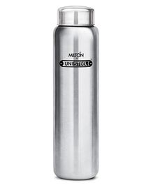 Milton Aqua Stainless Steel Fridge Water Silver - 930 ml