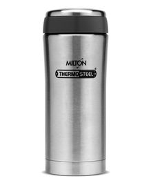 Milton Thermosteel Insulated Flask Silver - 420 ml