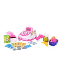 Planet of Toys Cash Register - Pink