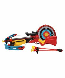 Planet of Toys Super Real Action Crossbow Play Set - Multicolor
