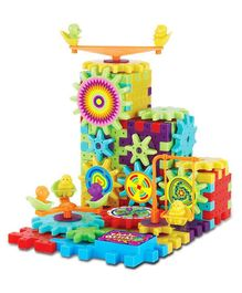 Planet of Toys Magical Blocks Multicolour - 81 Pieces