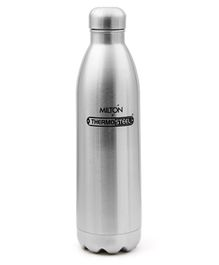 Milton Thermosteel Insulated Steel Bottle Silver - 1800 ml