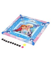Disney Frozen Carrom Board - (Color & Design May Vary)