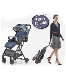 R for Rabbit Pocket Stroller Lite - Grey
