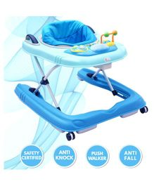R for Rabbit Zig Zag Grand Baby Walker - Blue
