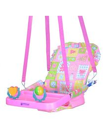 Mothertouch Top Swing Pink - Upto 8 Kg