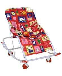 Mothertouch Swing Rocker (Color And Print May Vary)