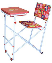 Mothertouch Educational Desk - Red