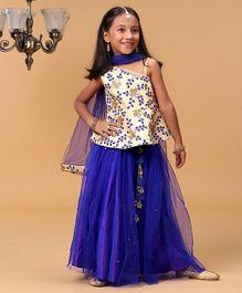 2d3d6d5549 Lehenga / Ghagra, 2-4 Years To 10-12 Years - Ethnic Wear Online ...