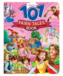 101 Fairy Tales Book Story Book Multi Colour - 64 Pages