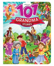 101 Grandma Stories Story Book Multi Colour - 64 Pages