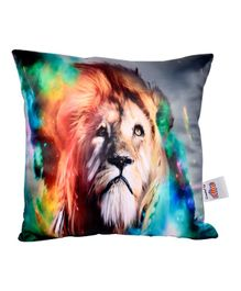 Ultra Cushion Lion Print - Multicolour