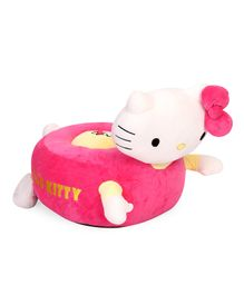 Hello Kitty Plush Kids Couch Pink - Height 75 cm