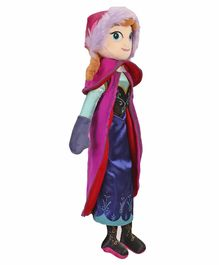 Disney Frozen Anna Candy Doll Blue & Pink - Height 50 cm