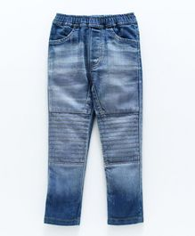 Nino Bambino Full Length Jeans - Blue