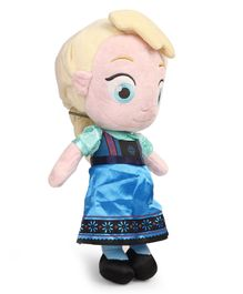 Disney Frozen Elsa Candy Doll Blue - Height 30 cm