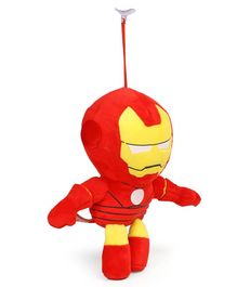 Avengers Iron Man Plush Figure Red & Yellow - Height 30 cm