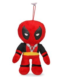 Avengers Dead Pool Plush Figure Red & Blue - 20 cm