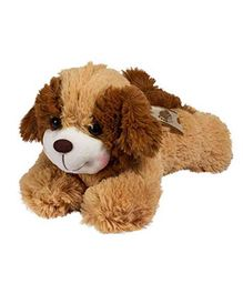 Dhoom Soft Toys Puppy Soft Toy Brown - Height 40 cm