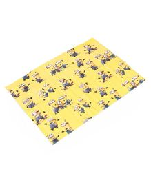 Minions Gift Wrapping Paper - Yellow  sc 1 st  Firstcry & Buy Wrap at Best Price Online Baby and Kids Shopping Store ...