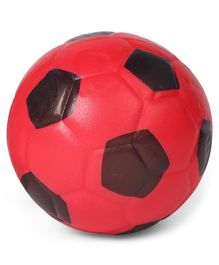 B Vishal Foot Ball - Red & Black