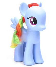 My Little Pony Rainbow Dash Action Figure Blue - Height 20 cm