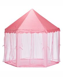 NHR Kids Playhouse Tent - Pink