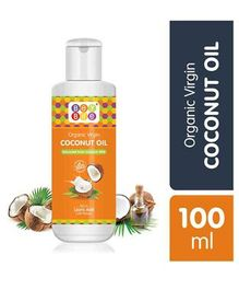 Bey Bee Extra Virgin Organic Coconut Oil - 100 ml
