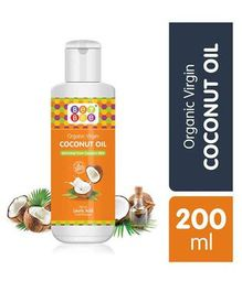 Bey Bee Extra Virgin Organic Coconut Oil - 200 ml